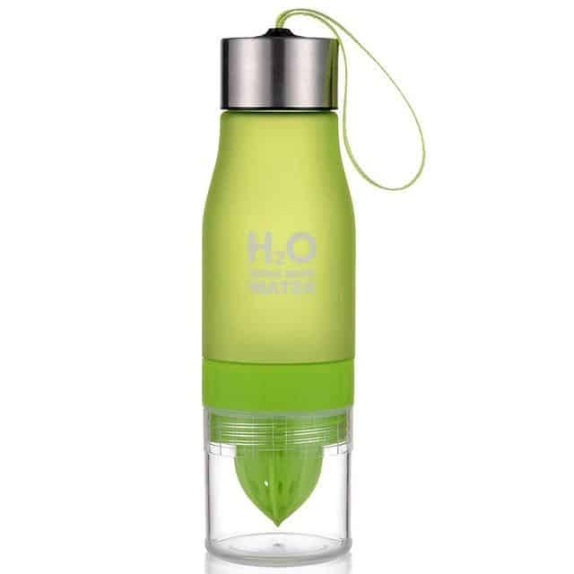 Fruit Infusion Bottle green