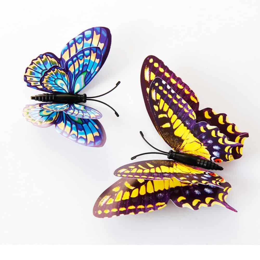 Glow in the Dark Butterflies