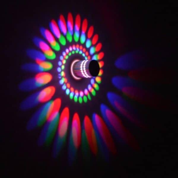 Spiral Wall Lamp