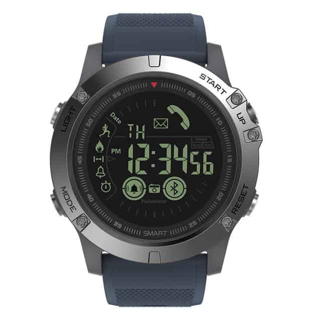 Tactical SmartWatch V3 Blue