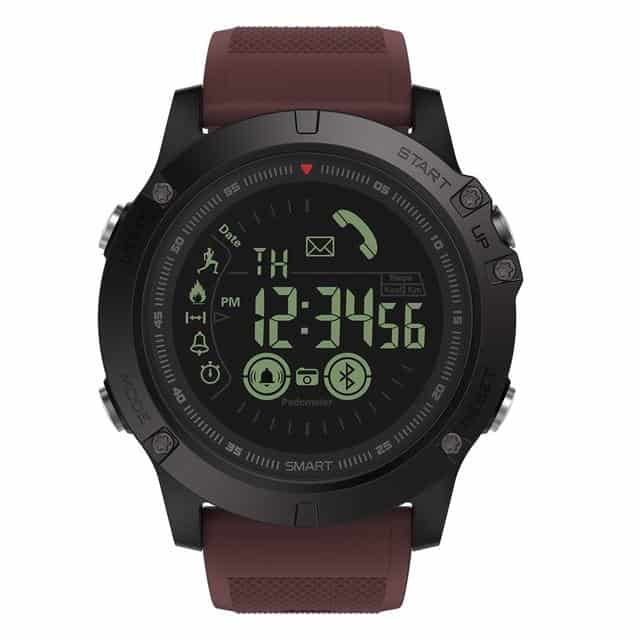 Tactical SmartWatch V3 Red