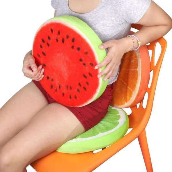 Tropical Fruit Cushion