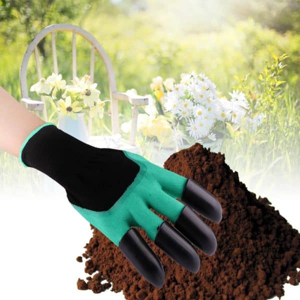 Waterproof Gardening Gloves with Claws